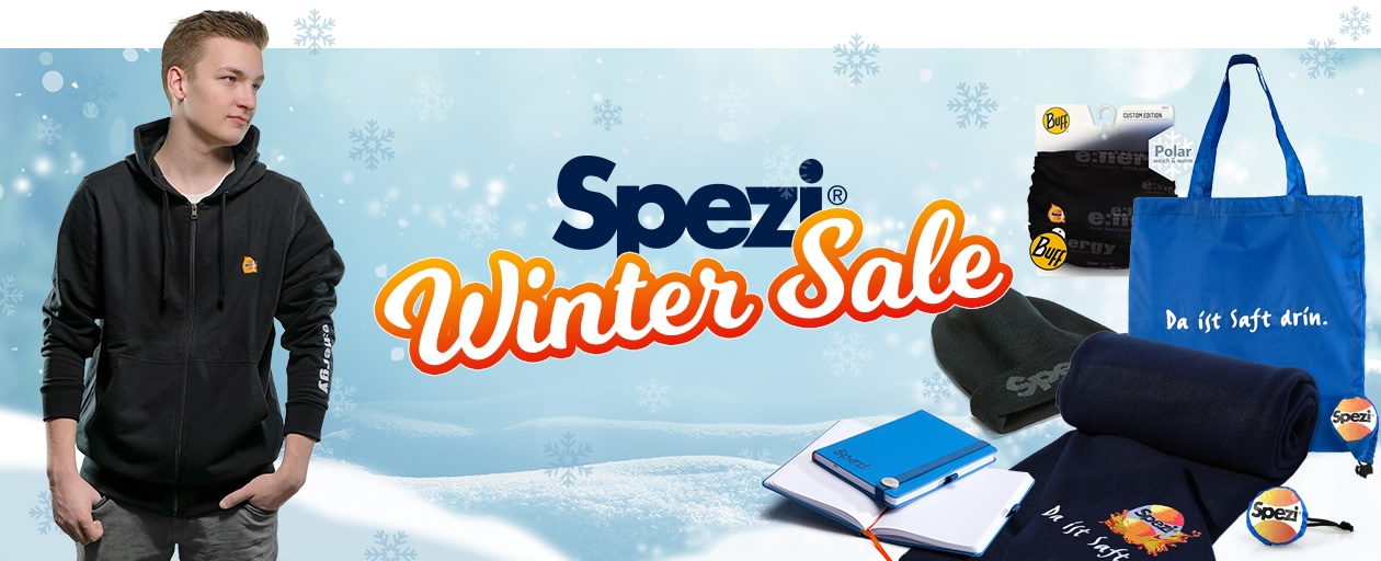 Spezi Winter Sale 2018