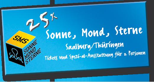 Gewinn: 25x Tickets für Sonne, Mond, Sterne 2018 inkl. Ausrüstung