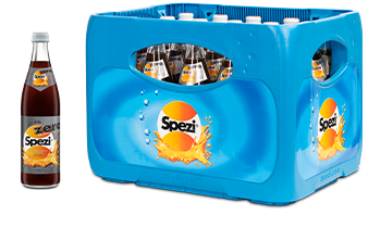 Spezi Zero Kasten 24x Flaschen 0,5l