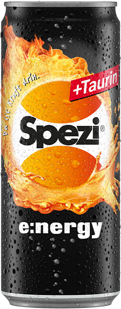 Spezi energy 0,33l Dose